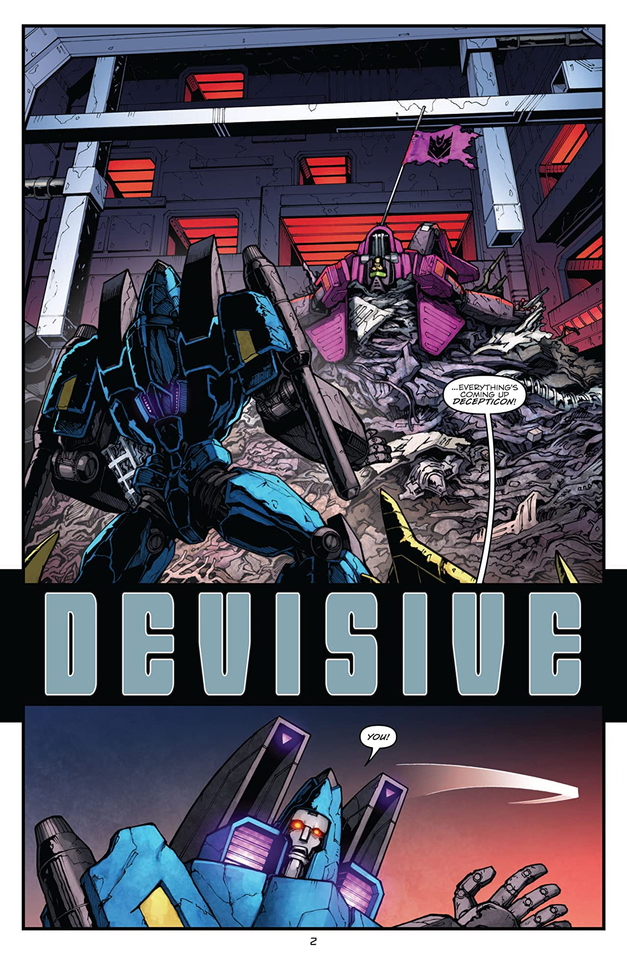 Transformers: Robots In Disguise (2011-2016) #4