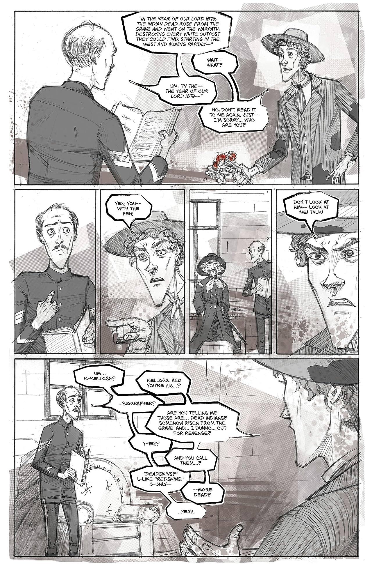 Deadskins! #3