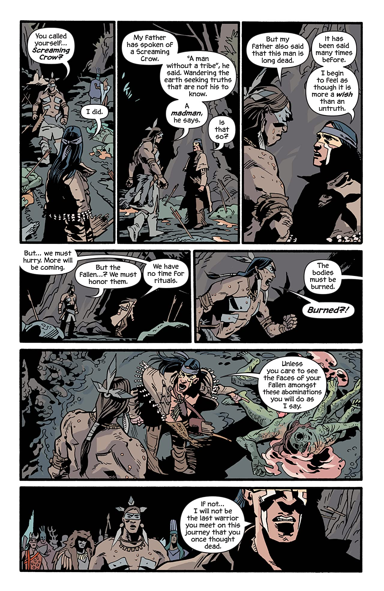 The Sixth Gun: Valley of Death #2 (of 3)
