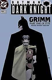 Batman: Legends of the Dark Knight #149