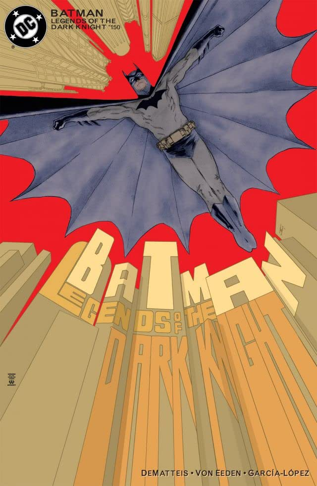 Batman: Legends of the Dark Knight #150