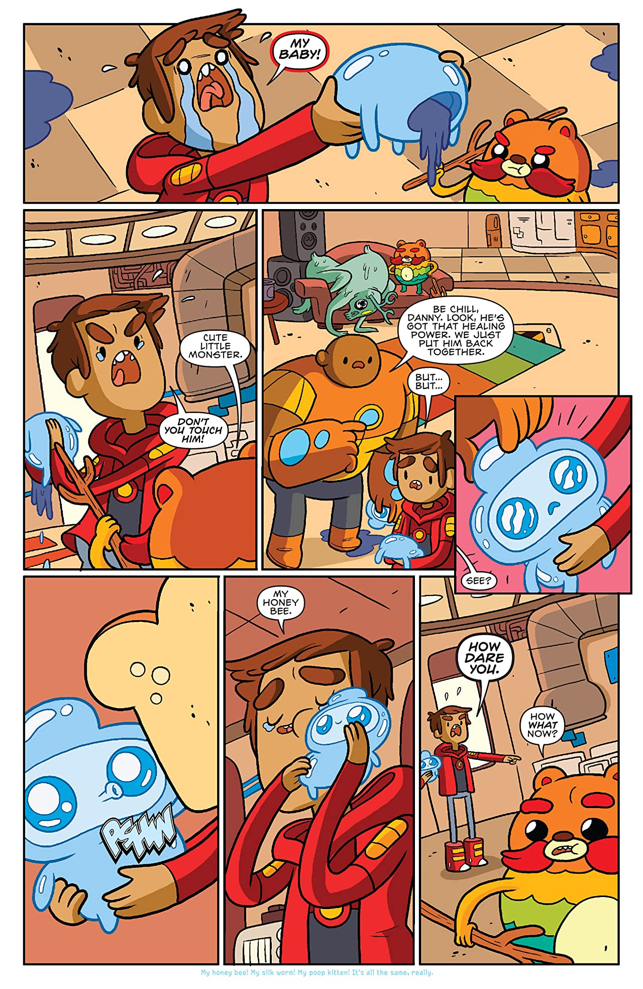 Bravest Warriors #33