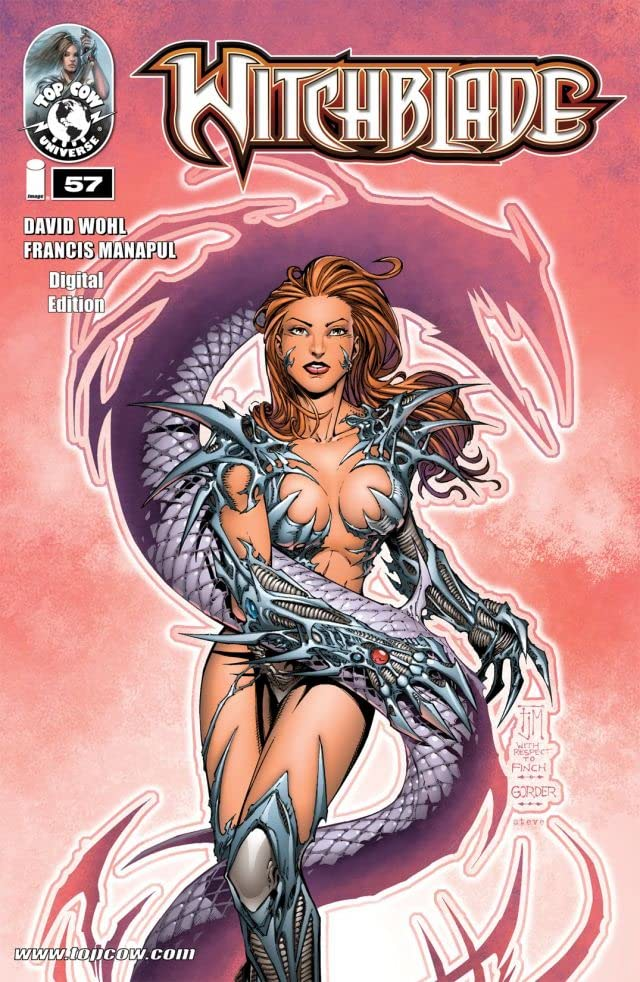 Witchblade #57