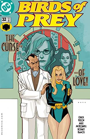 Birds of Prey (1999-2009) #32