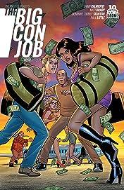 Palmiotti and Brady's The Big Con Job #4 (of 4)