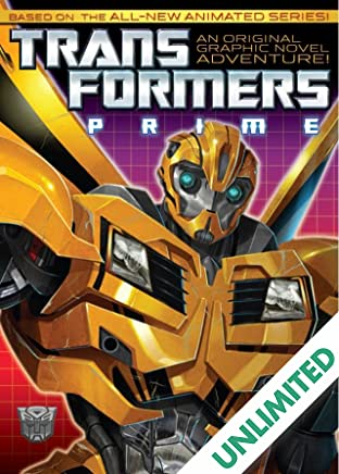 Transformers: Prime - Collected Edition