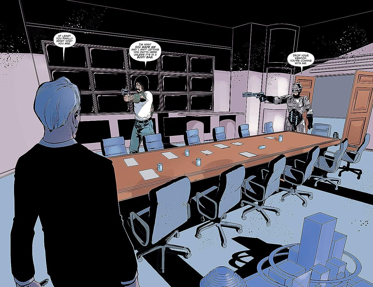RoboCop (2014-2015) #12