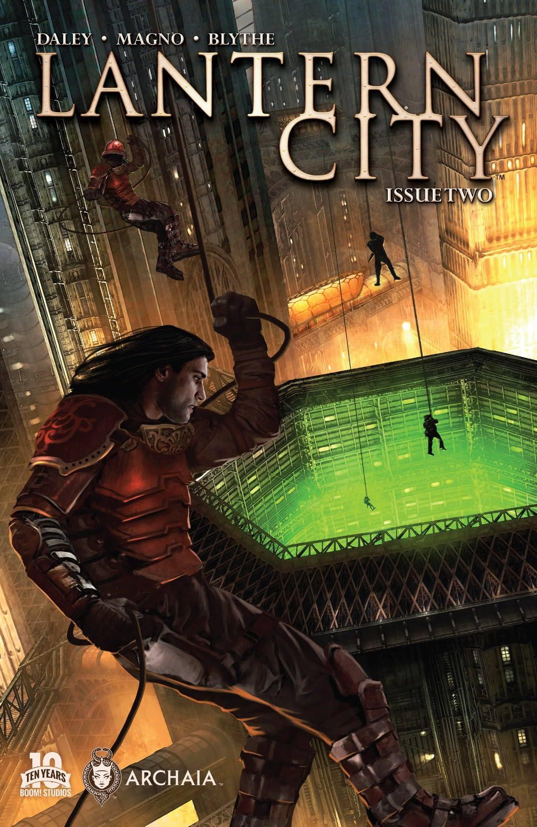 Lantern City #2