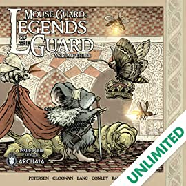 Mouse Guard: Legends of the Guard Vol. 3 #4