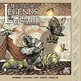 Mouse Guard: Legends of the Guard Vol. 3 #4