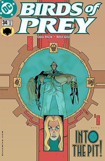 Birds of Prey (1999-2009) #34