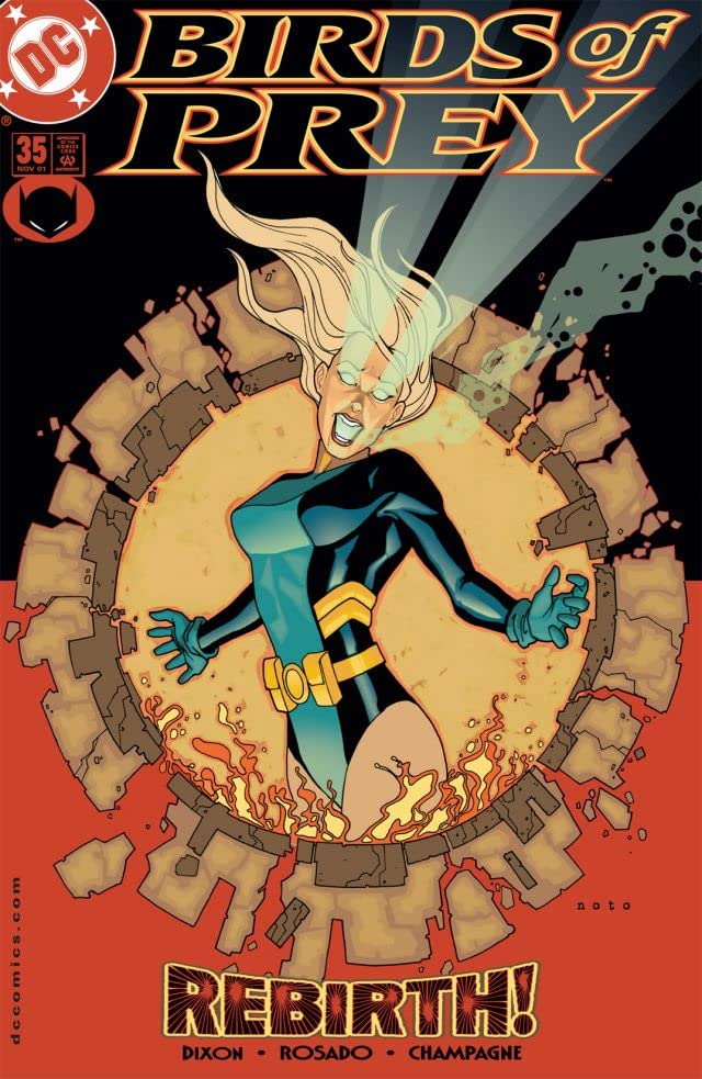 Birds of Prey (1999-2009) #35