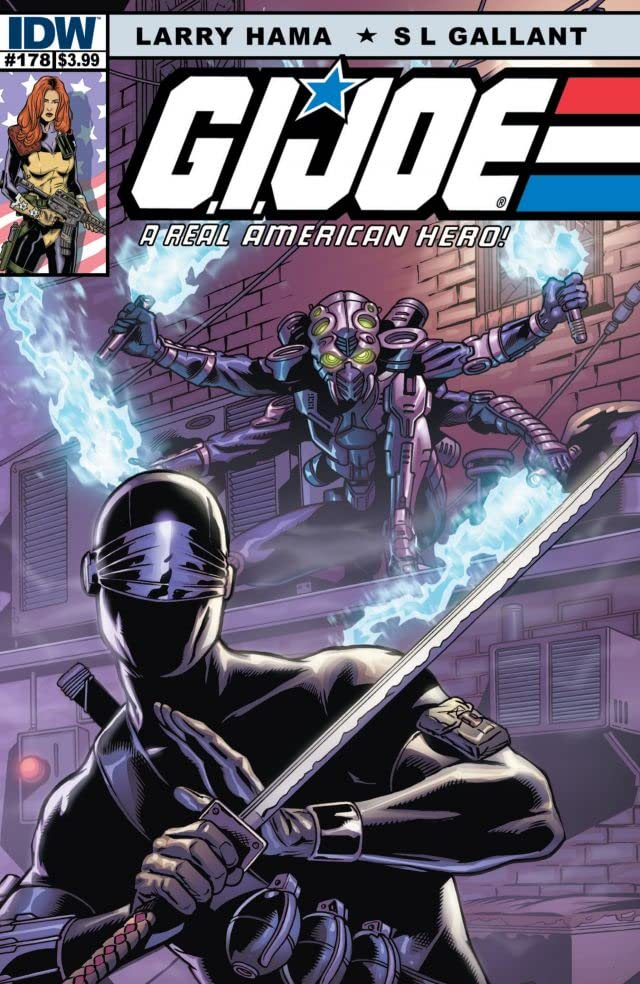 G.I. Joe: A Real American Hero No.178