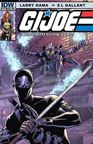 G.I. Joe: A Real American Hero #178