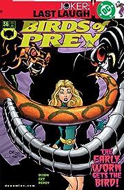 Birds of Prey (1999-2009) #36