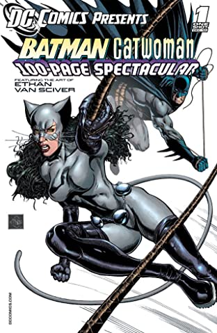 DC Comics Presents: Batman/Catwoman #1
