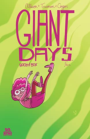Giant Days No.4