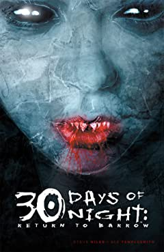 30 Days of Night: Return to Barrow - Collected Edition