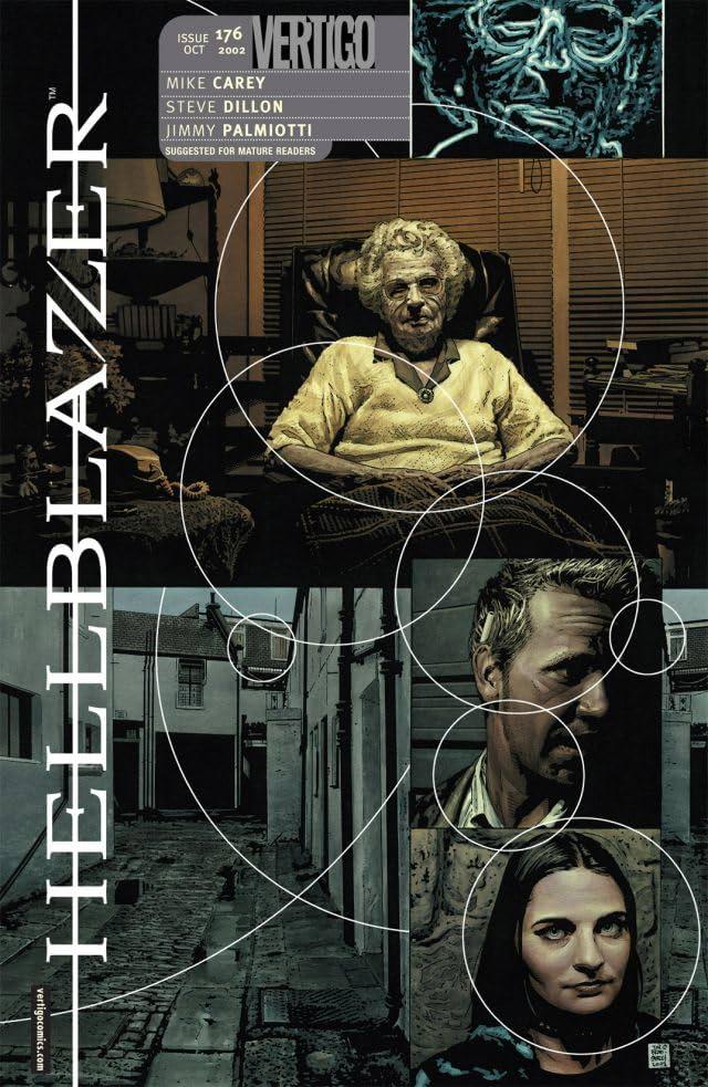 Hellblazer #176