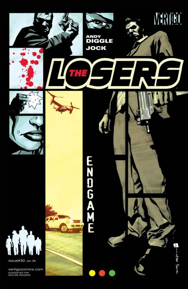 The Losers #30