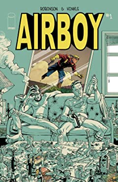 Airboy No.1 (sur 4)