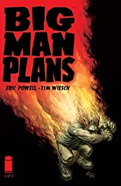 Big Man Plans #3 (of 4)