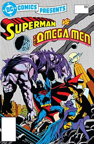 DC Comics Presents (1978-1986) #89
