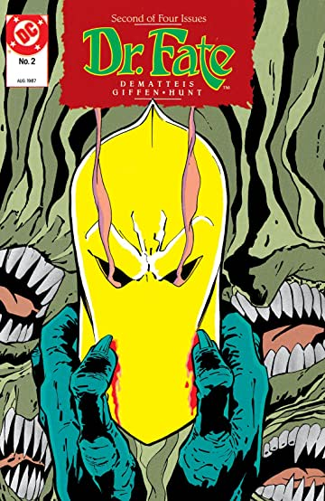 Doctor Fate (1987) #2