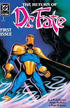 Doctor Fate (1988-1992) No.1