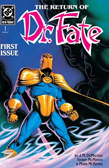 Doctor Fate (1988-1992) #1