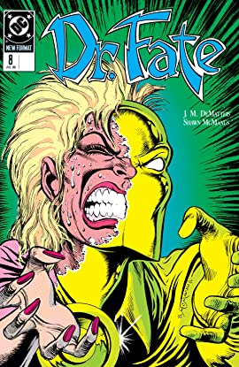 Doctor Fate (1988-1992) #8