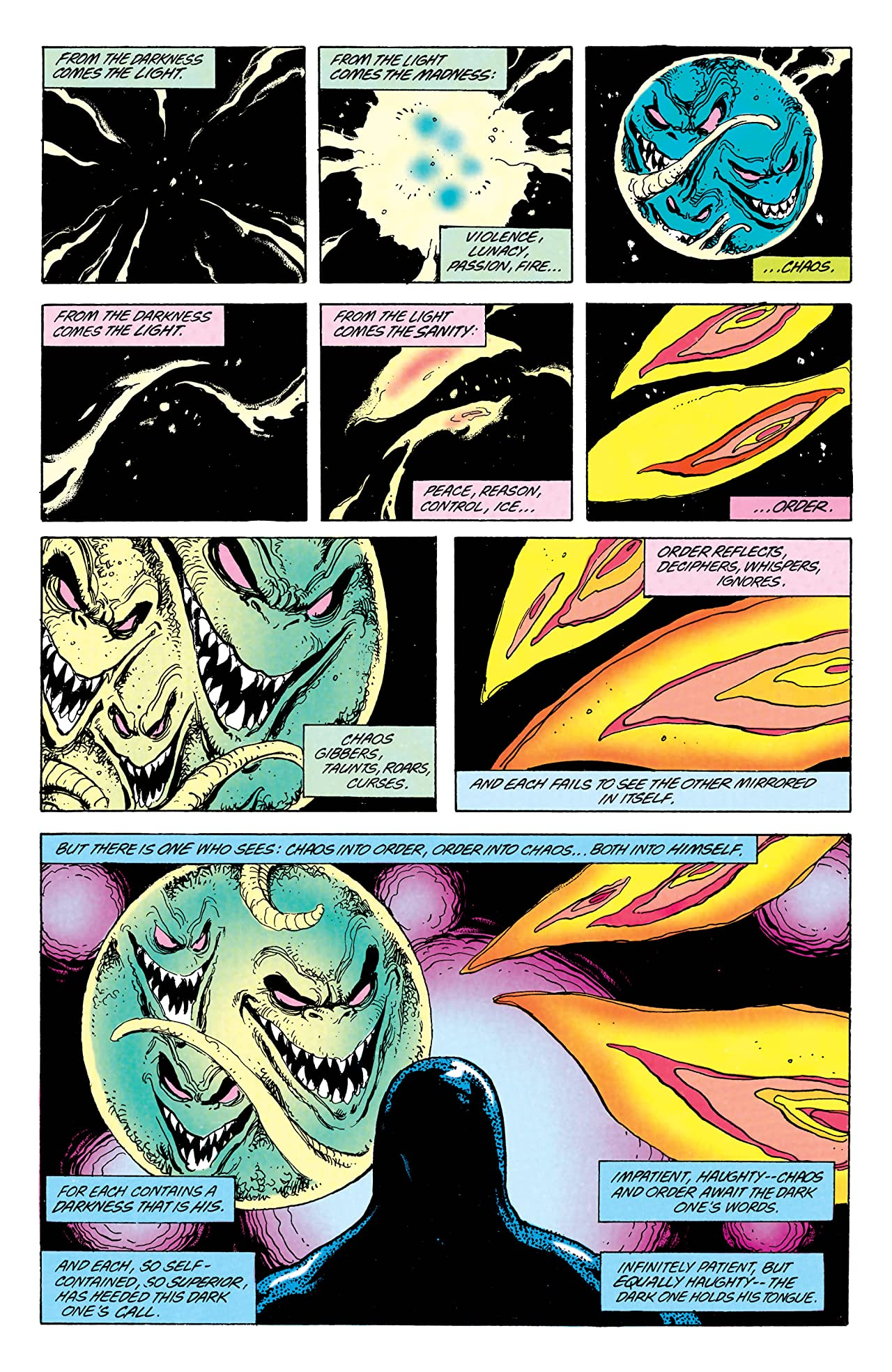 Doctor Fate (1988-1992) #9