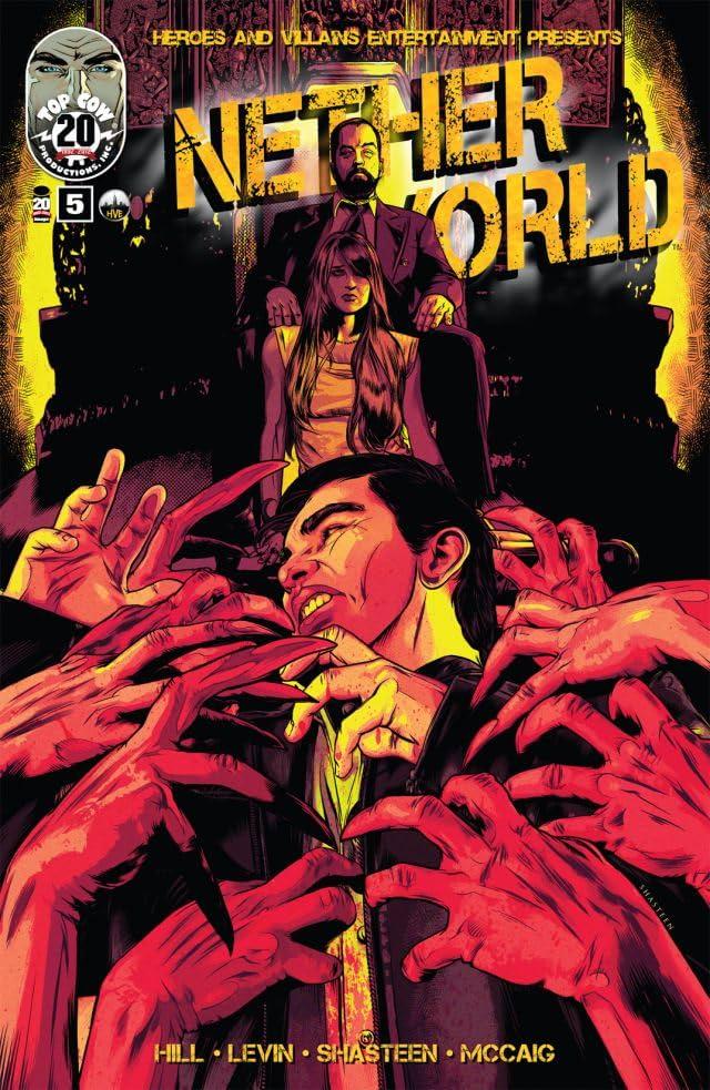 Netherworld #5 (of 5)
