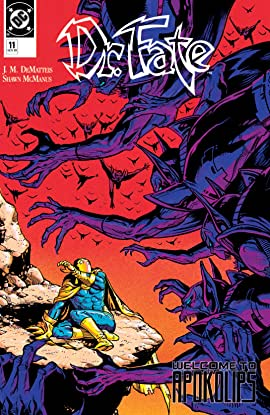 Doctor Fate (1988-1992) #11
