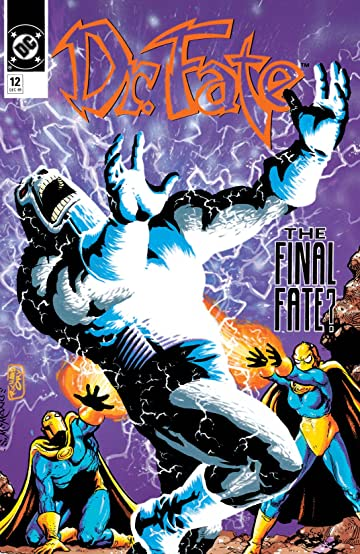 Doctor Fate (1988-1992) #12