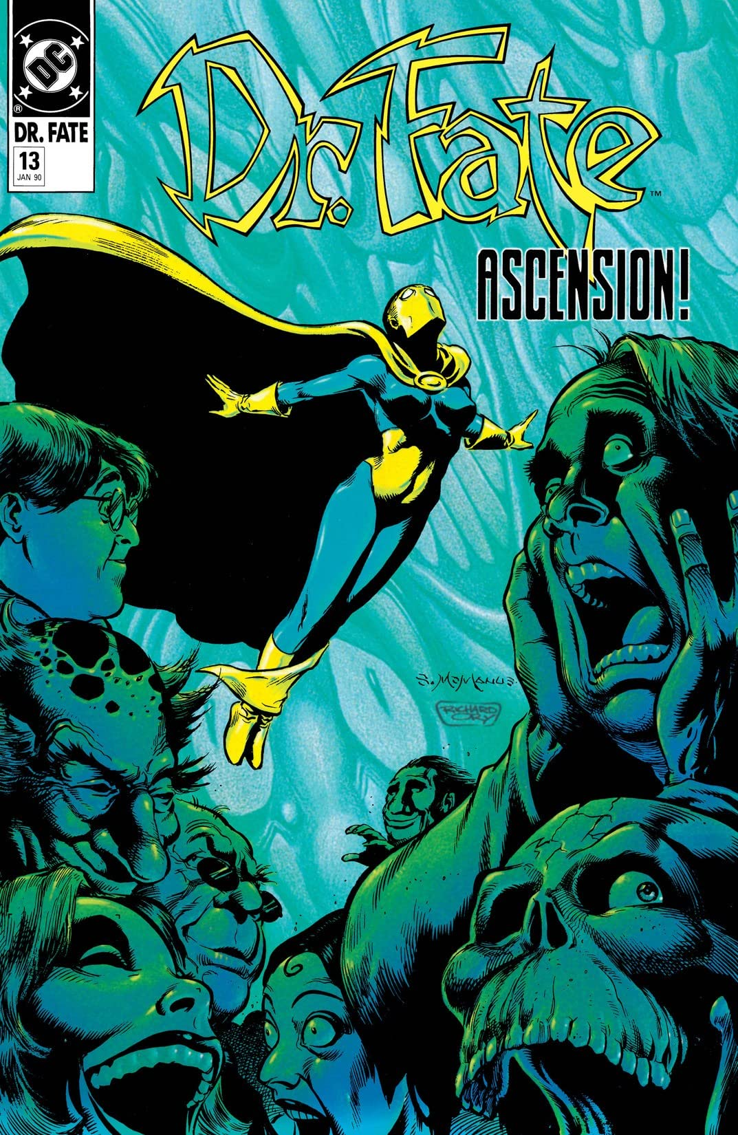 Doctor Fate (1988-1992) #13