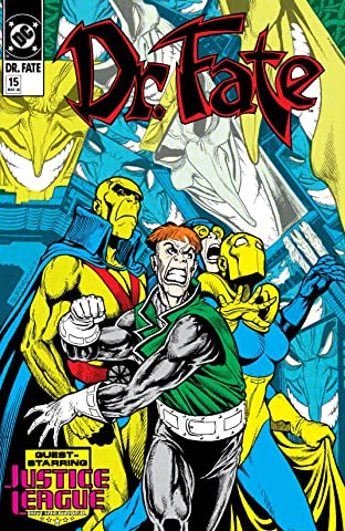 Doctor Fate (1988-1992) #15