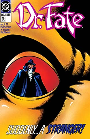 Doctor Fate (1988-1992) #19