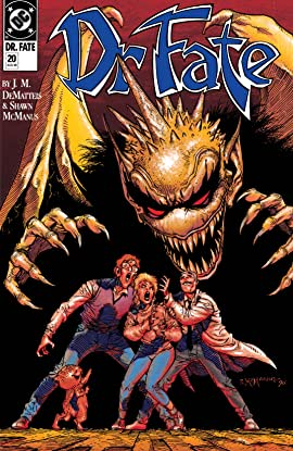 Doctor Fate (1988-1992) #20