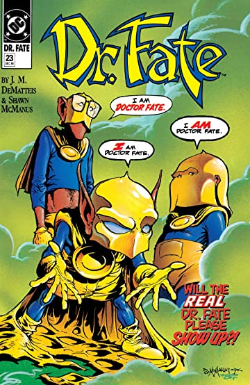 Doctor Fate (1988-1992) #23