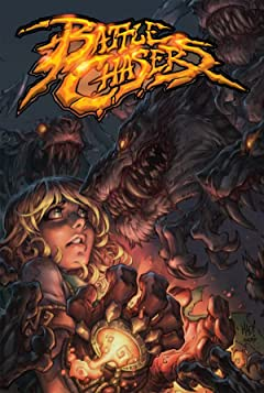 Battle Chasers: Collected Edition