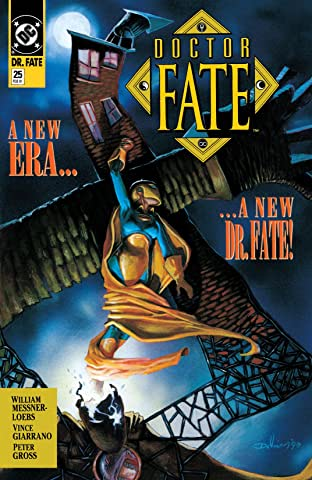 Doctor Fate (1988-1992) #25