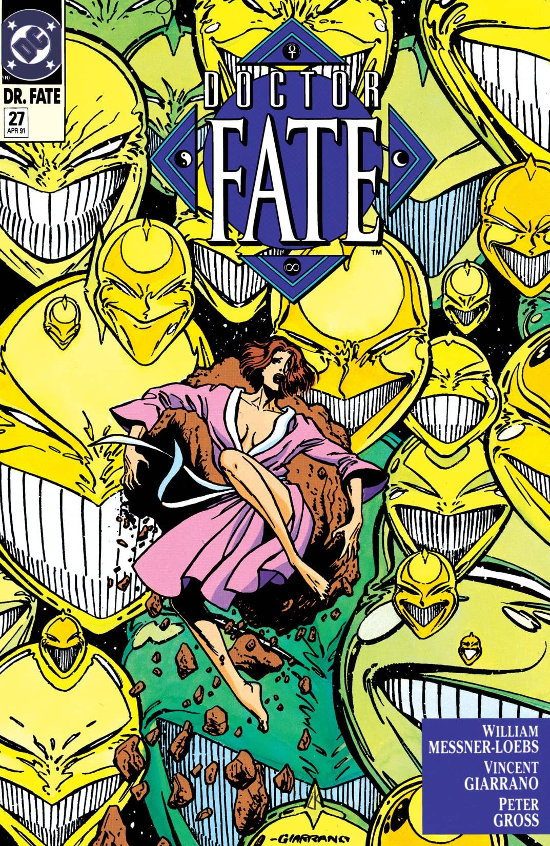 Doctor Fate (1988-1992) #27