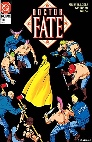 Doctor Fate (1988-1992) #28