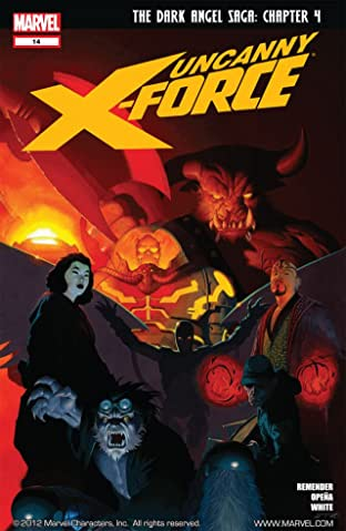 Uncanny X-Force (2010-2012) No.14