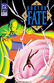 Doctor Fate (1988-1992) #29