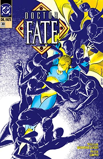 Doctor Fate (1988-1992) #30
