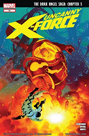 Uncanny X-Force (2010-2012) No.15
