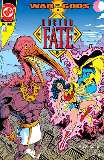 Doctor Fate (1988-1992) #32