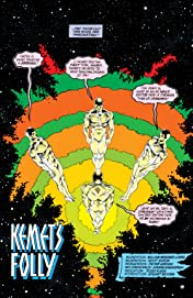 Doctor Fate (1988-1992) #33